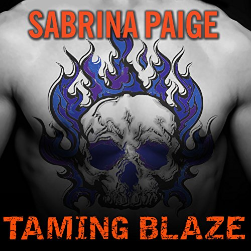 Taming Blaze cover art