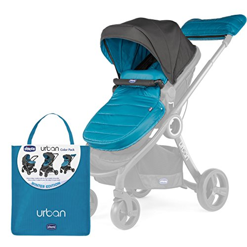 Chicco Pack Coloris Urban Edition Limitée Winter Night