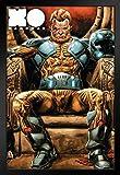 Pyramid America XO Manowar Thron Valiant Comics Poster,