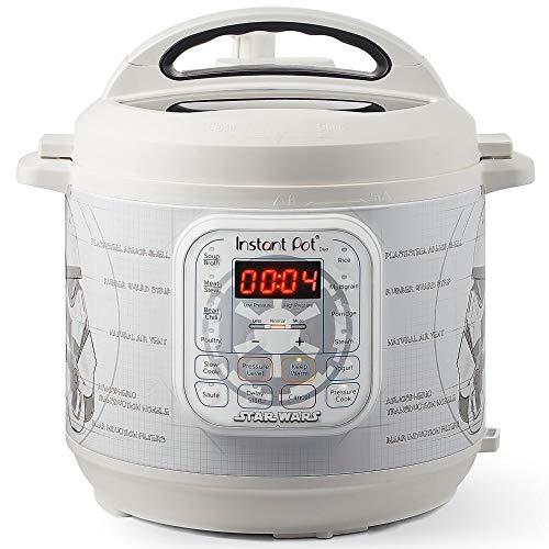 Instant Pot Star Wars Duo 6-Qt Pressure Cooker, Stormtrooper
