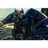 Transformers Optimus Prime 5 Last Knight Movie Megatron Bumblebee 1000 Pieza De Rompecabezas De Madera(Color:ES)