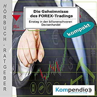 Die Geheimnisse des FOREX-Tradings Titelbild