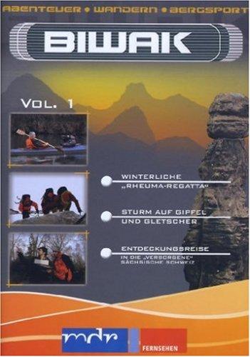 Biwak Vol. 1 - Winterliche Rheuma-Regatta - Eiger-Nordwand - Sächsische Schweiz