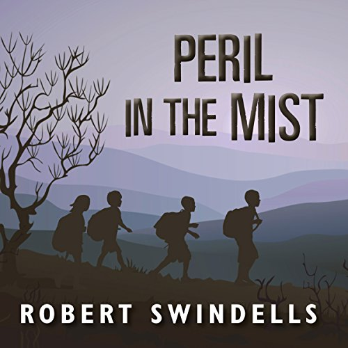 Peril in the Mist audiobook cover art