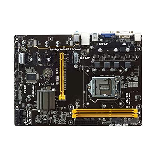 SYFANG Fit for BIOSTAR H81A Placa Base 1150 Intel H81 Mine Board 1150 DDR3 16GB DDR3 H81 Pc Placa Base de computadora