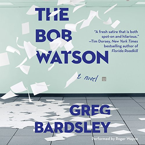 The Bob Watson cover art