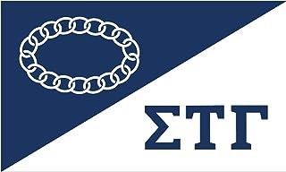 Greek Star Sigma Tau Gamma Official 3' X 5' Flag