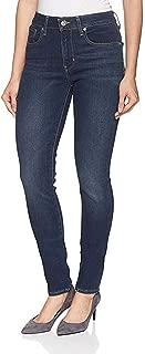 Levi's Women's 721 Skinny Jeans (24 Short, Amnesia)