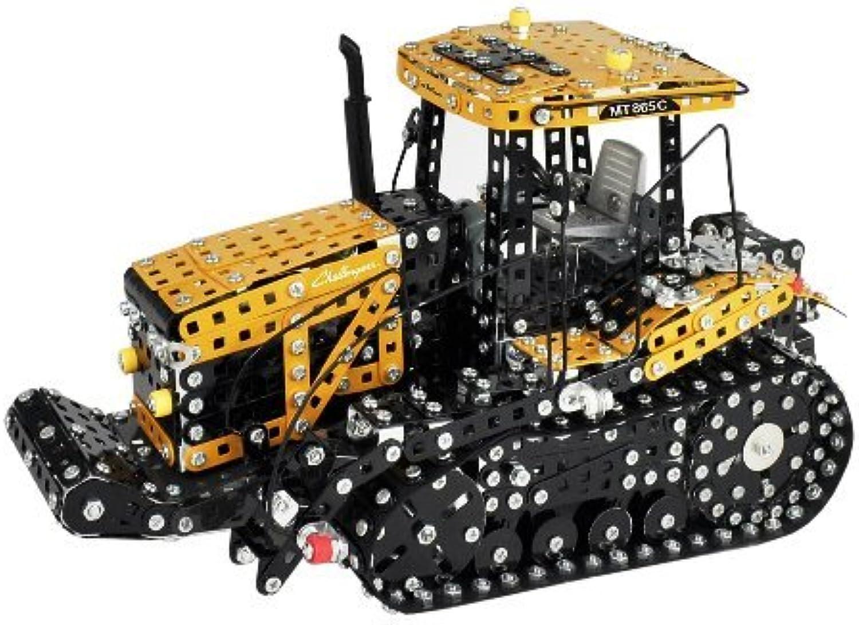la mejor oferta de tienda online Challenger Challenger Challenger MT865C Tracked Tractor Construction Kit by TONICO  online barato
