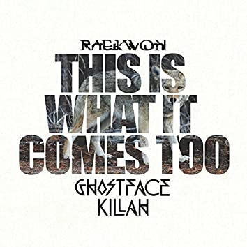This Is What It Comes Too (Remix) [feat. Ghostface Killah]