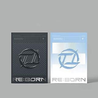 ティーオーワン - RE:BORN (1st Mini Album) [R+B ver. SET] [韓国盤] TO1 티오원
