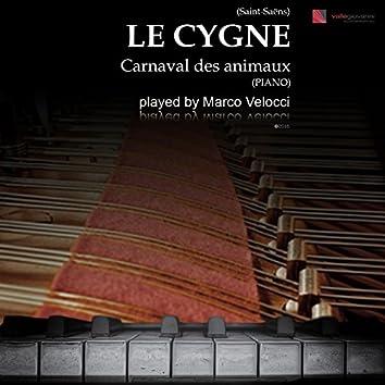 Le cygne (Arr. for Piano Solo)