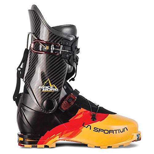 LA SPORTIVA 88o999100 Chaussures de randonnée Montantes Unisexe pour Adulte, Noir/Jaune, 28 MP
