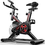Home Gym Fitness Kit [2021 Promoción] Bicicleta Ejercicio Bicicleta Ejercicio Estacionario Bicicleta Indoor Ciclismo Bike Fitness Estacionario Bicicleta Vuelo Todo Incluido con resistencia para Gimnas