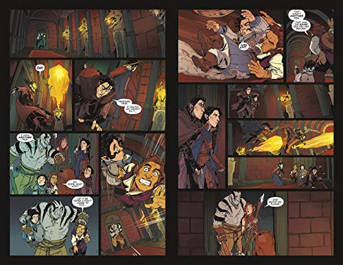 Critical Role: Vox Machina Origins Volume 2