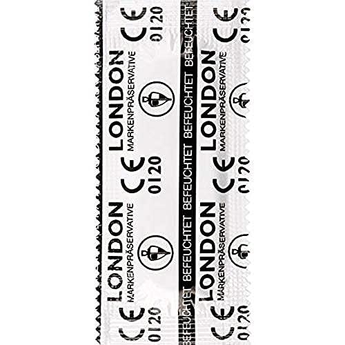 LONDON Q600 Wet 100s (Weiß)