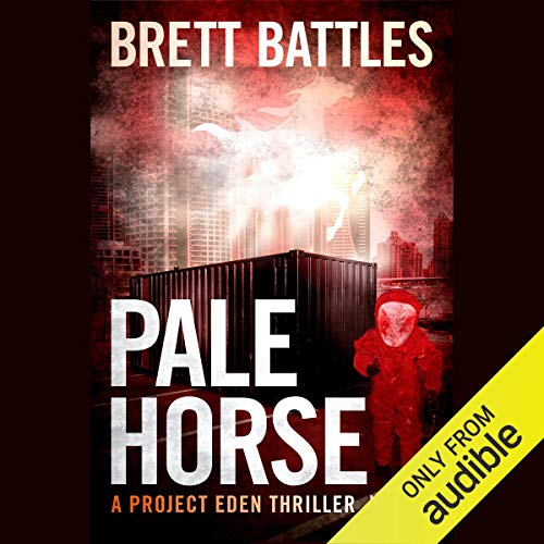 Pale Horse audiobook cover art