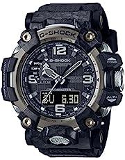 [カシオ] 腕時計 ジーショック MUDMASTER 電波ソーラー GWG-2000-1A1JF メンズ ブラック
