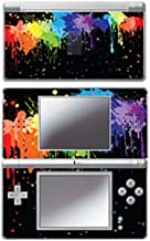 MightySkins Protective Vinyl Skin Decal Cover Sticker Compatible with Nintendo Ds Lite - Splatter