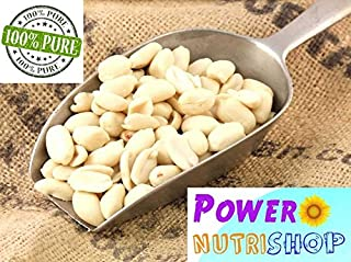 5 LB Bag Grown Organically Raw Peanuts Blanched Unsalted Unroasted,Guaranteed JUMBO Sized Peanuts,USA Product