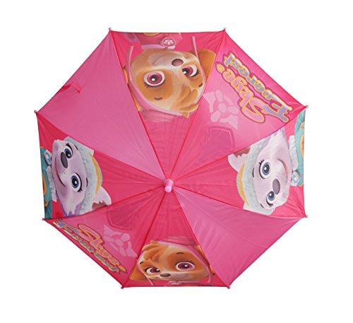 Arditex 9557 La Patrulla Canina - Paraguas para niña (poliéster, 70 cm), color rosa o malva