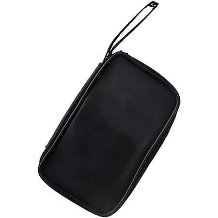 Multimeter Tasche Mit Reißverschluss Für Multimeterund Vergleichbare Messgeräte Schutztasche Medium Baumarkt