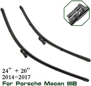 Scheibenwischer Set Satz Premium für Porsche Macan ab 2014-95B
