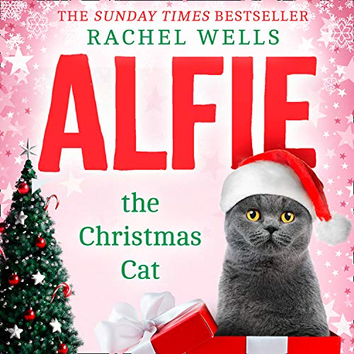 Alfie the Christmas Cat cover art