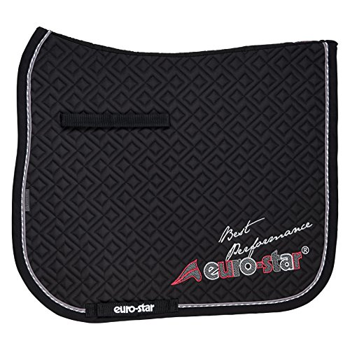 Euro-Star Saddle Pad Excellent DR black