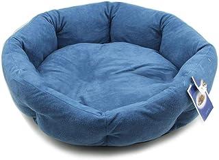 Panjianlin Cama del Animal doméstico Pet Waterloo Dog Dog Kennel Pet Nest Nido Octagonal de algodón Espacio Acogedor y Lib...
