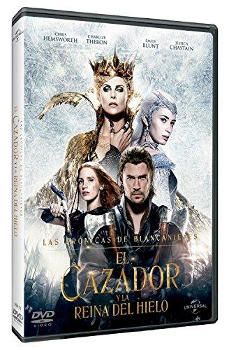 Las Crónicas De Blancanieves: El Cazador Y La Reina Del Hielo [DVD]