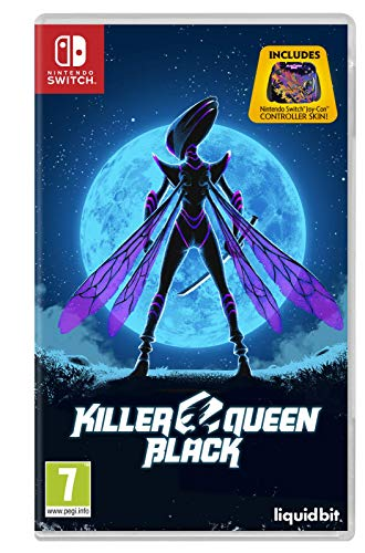 Killer Queen Black - Nintendo Switch [Importación inglesa]