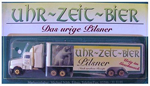 Uhr Zeit Bier Nr.05 - Das urige Pilsner - Kenworth T800 - US Sattelzug