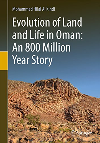 Evolution of Land and Life in Oman: an 800 Million Year Story (English Edition)