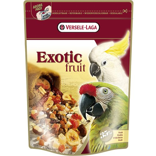 Prestige Exotic Fruit mix Parrot Treat–15kg