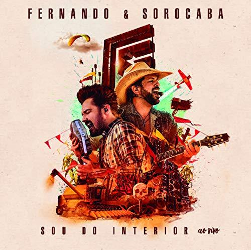 Fernando & Sorocaba - Sou Do Interior [CD]