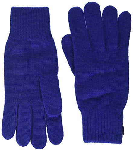 GANT Damen D1. Knitted Gloves Handschuh für besondere Anlässe, Crisp Blue, OneSize