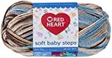 Red Heart Soft Baby Steps Yarn, Blue Earth