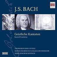 Bach - Sacred Cantatas by Johann Sebastian Bach (2008-05-06)