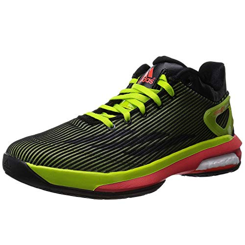 Adidas Crazylight Boost Low black/green/red Gr. 50