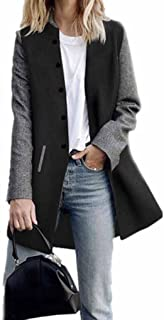 Gillberry Women's Jacket Women's Jacket, Casual Jacket Jumper Knitted Coat