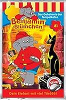 BENJAMIN BLUEMCHEN - DAS GEHEIMNIS DER TEMPELKATZE (1 CD)