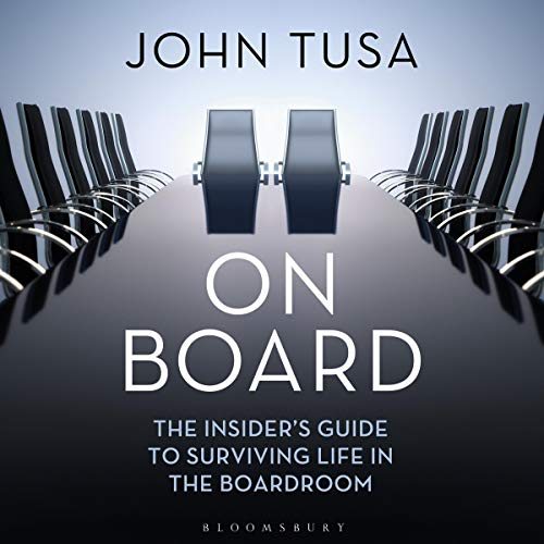 On Board cover art