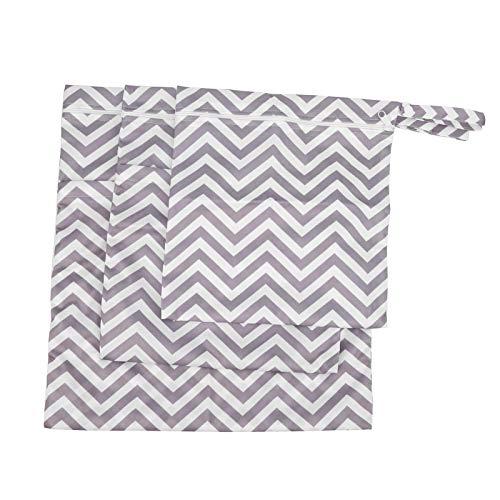 fasciatoio wave 3 pezzi di vestiti per neonati Articoli per borse di stoccaggio