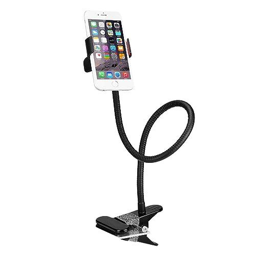 Gooseneck Phone Holder, BESTEK Lazy Bracket Holder 360° Swivel for iPhone and other Smart