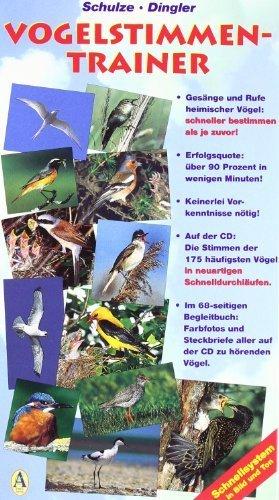 Vogelstimmen-Trainer. CD by Jude Watson(1905-06-22)