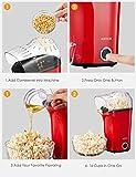 Zoom IMG-1 macchina per pop corn aicook