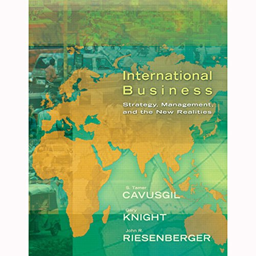 VangoNotes for International Business, 1/e audiobook cover art