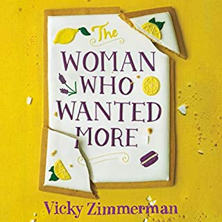 The Woman Who Wanted More cover art