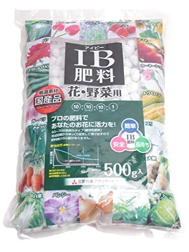 IB緩効性肥料 500g